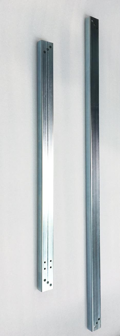Corte de tubo por láser y cincado